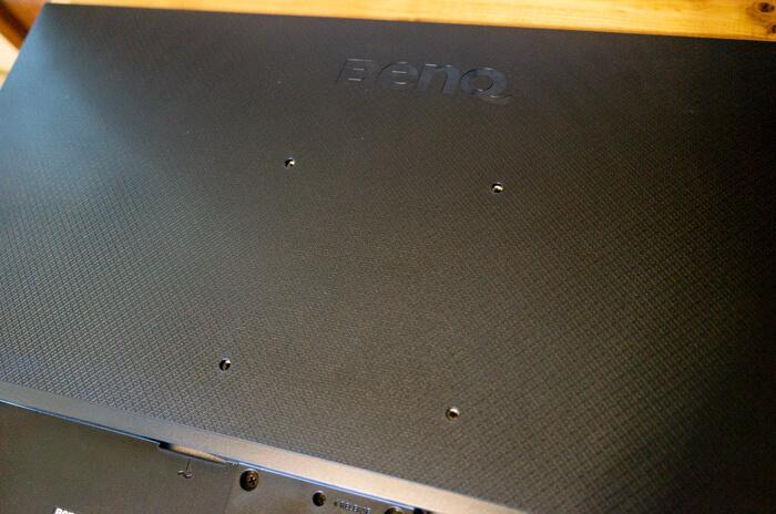 GL2580HMにはモニターアームが取付可能