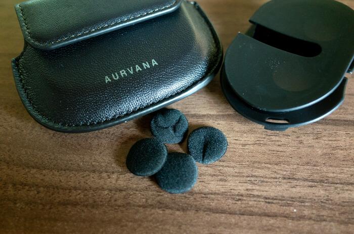 AURVANA Air の付属品