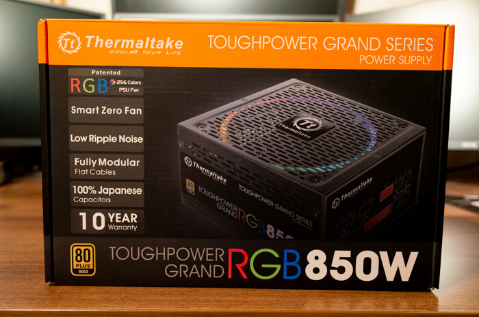 Thermaltake TOUGHPOWER GRAND RGB -850W